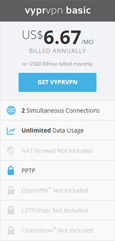 vyprvpn-basic-plan