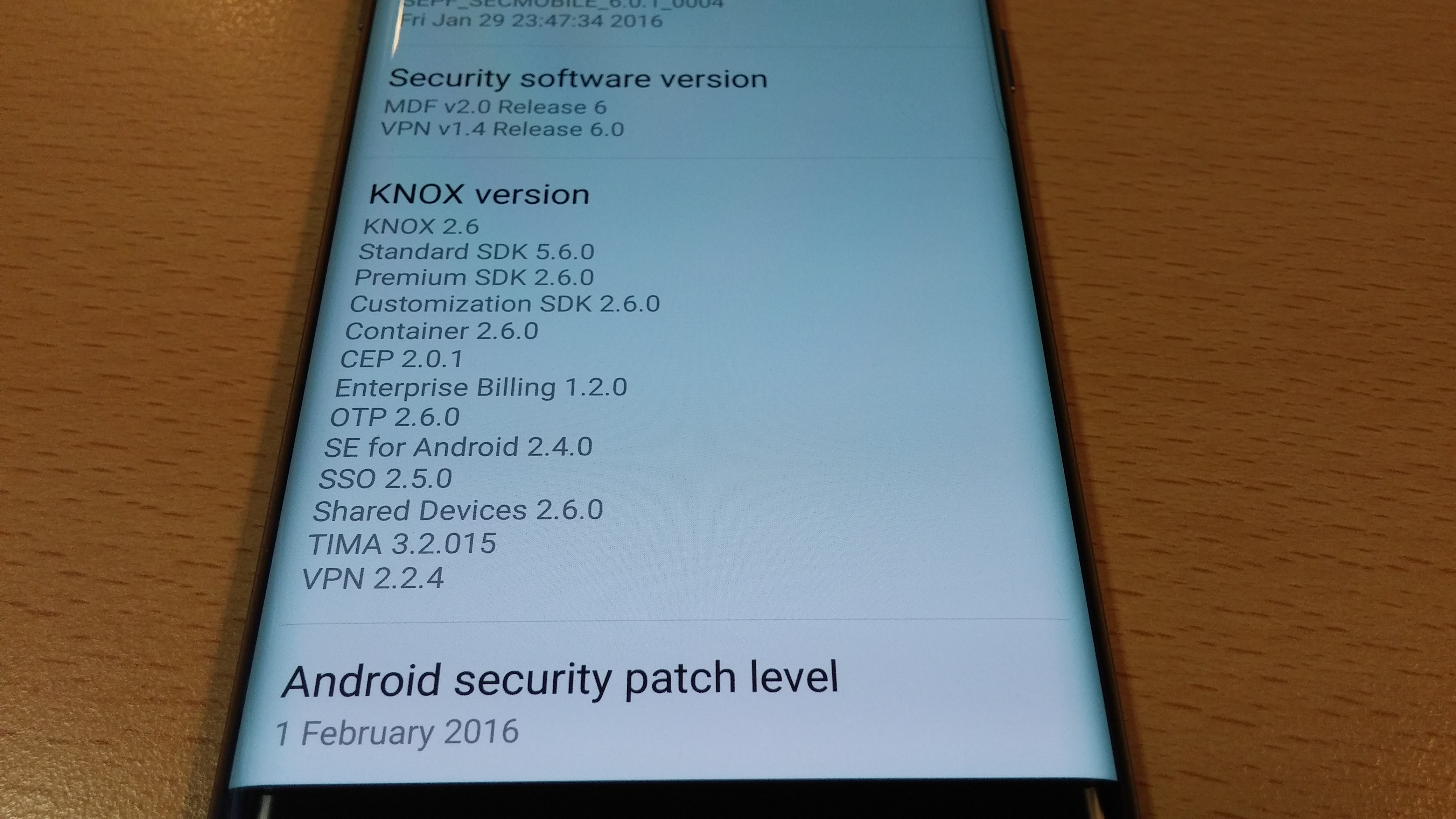 March 1 2016 Security Patch for Android devices said to fix third