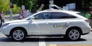 Google self-driving car hits city bus, slowly, in video