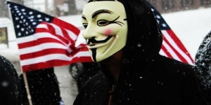 Anonymous affiliate Ghost Squad brings down KKK website