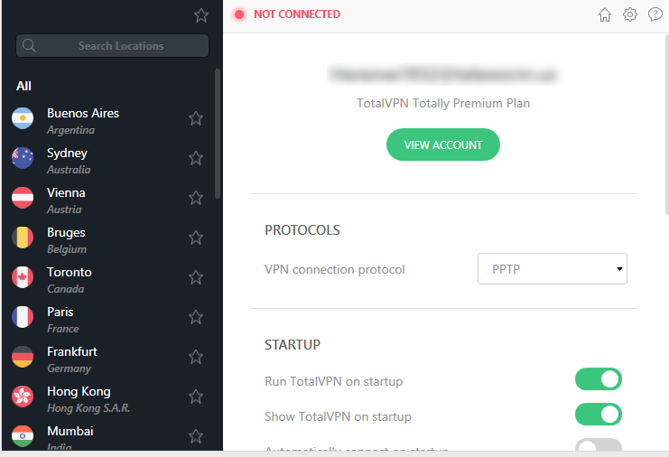 Total VPN 3