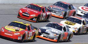 NASCAR team pays