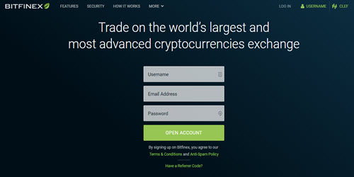 A 5% Bounty for information helping us recover the stolen BTCs, announces Bitfinex