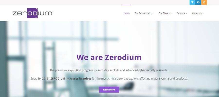 Bounty for iOS exploits raised to $1.5 million by Zerodium