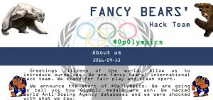 Russian hackers, Fancy Bear, continue with Wada revelations