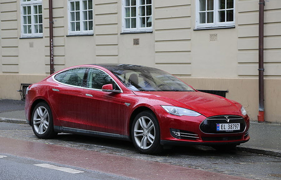 Tesla Model S hacked with a remote attack