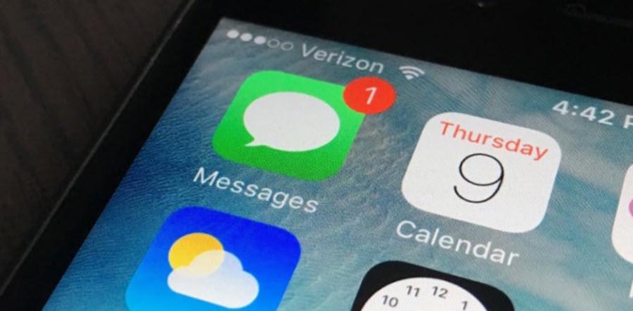 Apple Users iMessage platform hacked