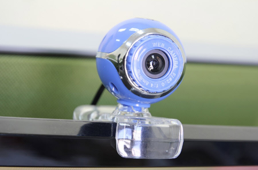 Hackers managed to get access to webcams to take down the Internet