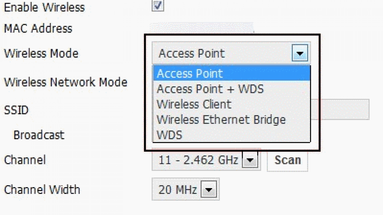 How to Choose a Wireless Bridge Mode for your Tomato Network