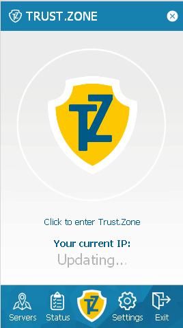 What is trust zone vpn