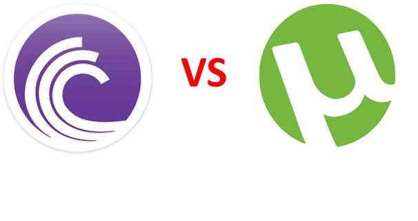 bittorrent versus utorrent