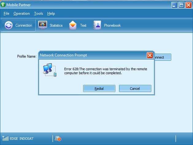 How to fix VPN Error 628