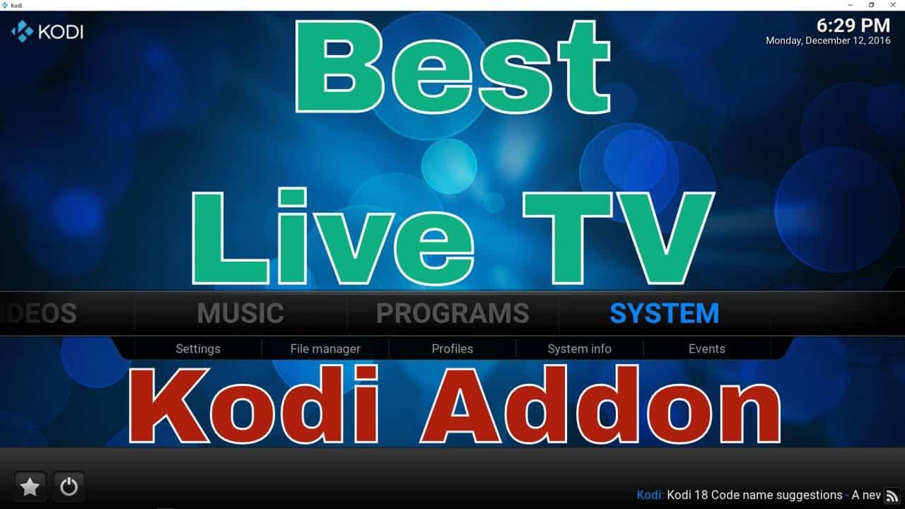 Http Kodi Tv