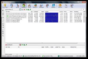 file emule con utorrent