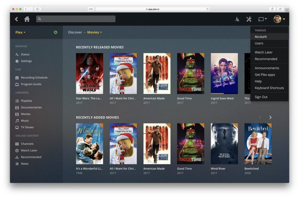emby android tv free