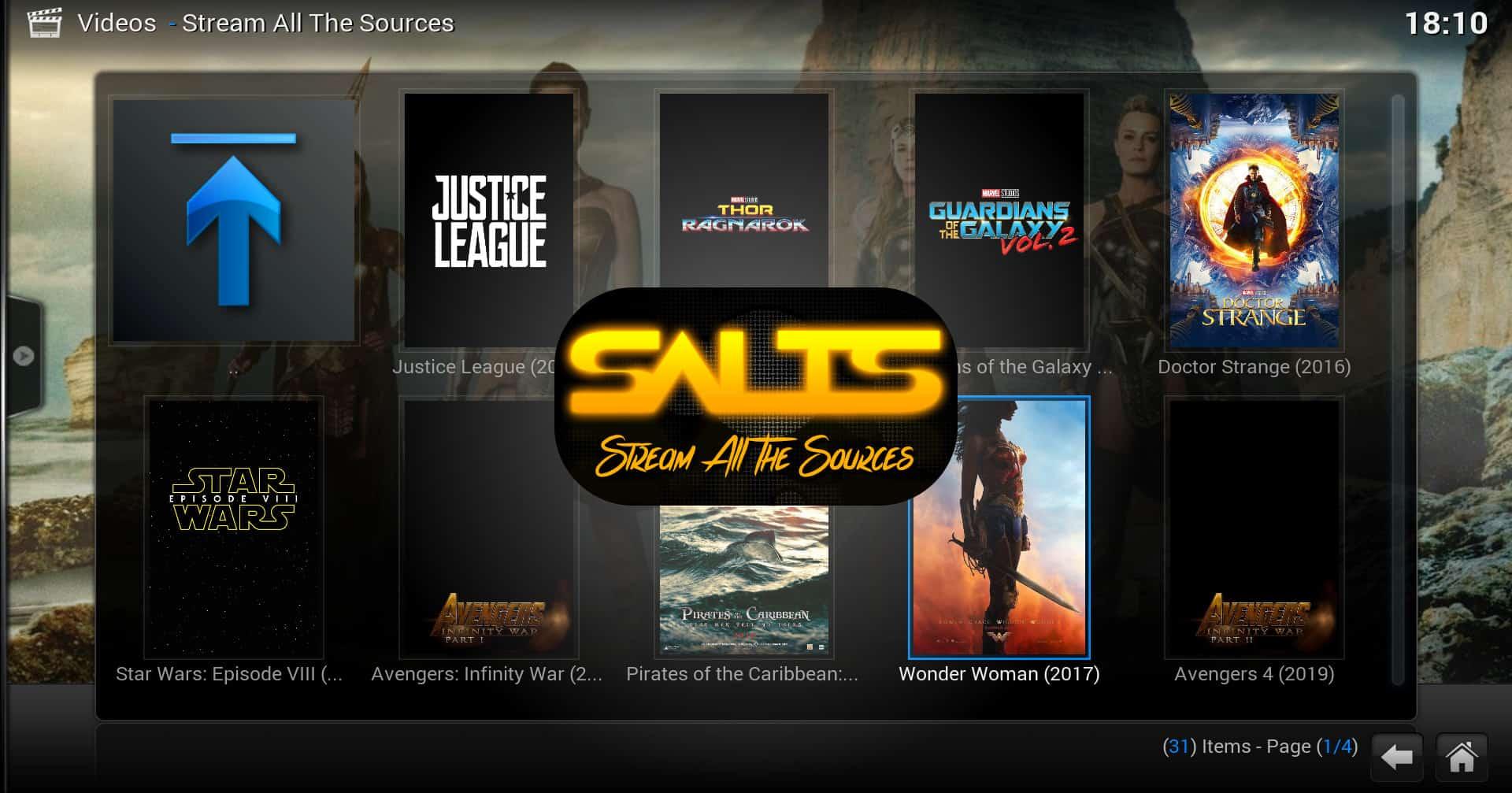 SALTS-kodi