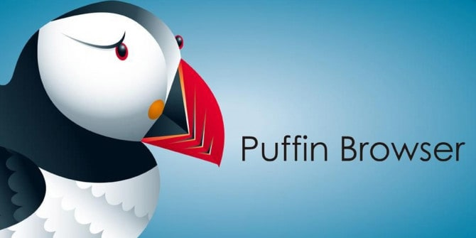 Puffin Browser VPN