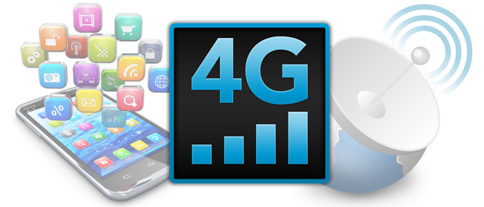 share 4g with router