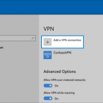vpn working with edge