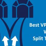 vpn with split tunneling